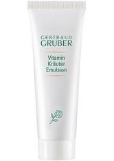Gertraud Gruber Vitamin Kräuter Emulsion 50 ml Gesichtsemulsion
