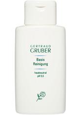 GERTRAUD GRUBER - Basis Reinigung, hautneutral, 200ml - CLEANSING