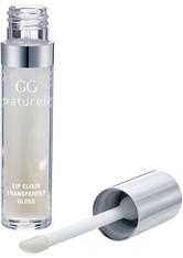 Gertraud Gruber GG naturell Lip Elixir Transparent gloss 10 Pearl 5 ml Lipgloss
