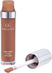 Gertraud Gruber GG naturell Brilliance & Care Lip gloss 30 Sand 4,5 ml Lipgloss