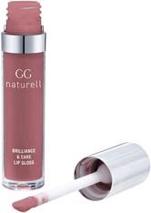 Gertraud Gruber GG naturell Brilliance & Care Lip gloss 50 Sorbet 4,5 ml Lipgloss