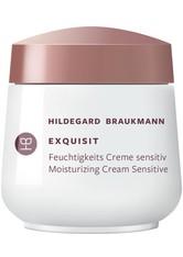 Hildegard Braukmann Exquisit Feuchtigkeits Creme Sensitiv Gesichtscreme 30.0 ml
