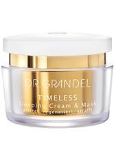 DR. GRANDEL - Dr. Grandel Timeless Sleeping Cream & Mask 50 ml Nachtcreme - Sleep Masks