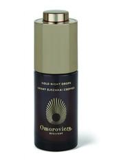 Omorovicza - Gold Night Drops, 30ml – Nachtserum - one size