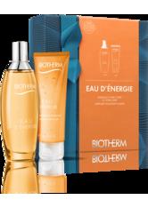 Biotherm Eau d'Energie Eau de Toilette Spray 100 ml + Awakening Shower Gel 75 ml 1 Stk. Pflegeset 1.0 st