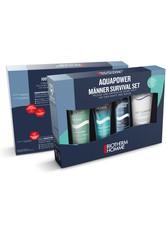 Biotherm Homme Aquapower Body & Face Travel-Kit Körperpflegeset 1 Stk