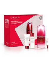 Shiseido Produkte Gesichtskonzentrat 50 ml + Reinigungsschaum 15 ml + Gesichtslotion 30 ml + Augenkonzentrat 3 ml 1 Stk. Feuchtigkeitsserum 1.0 st