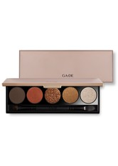 GA-DE Produkte Glazing Highlights Metallic Eyeshadow Palette Lidschatten 1.0 pieces