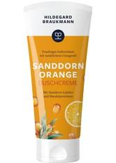 Hildegard Braukmann Limitierte Editionen Sanddorn Orange Seidige Dusch Creme 200 ml