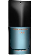 Issey Miyake Fusion d'issey IGO Eau de Toilette (EdT) 80+20 ml Parfüm