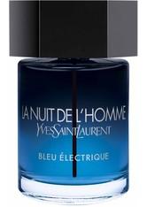 Yves Saint Laurent La Nuit de L'Homme Bleu Electrique Eau de Toilette (EdT) 100 ml Parfüm