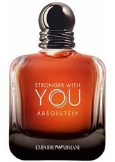 Giorgio Armani Emporio Armani Stronger with You Absolu Eau de Parfum Nat. Spray 50 ml