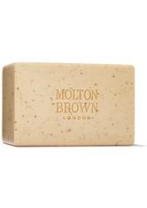 Molton Brown Body Essentials Re-charge Black Pepper Bodyscrub Bar Körperpeeling 250.0 g
