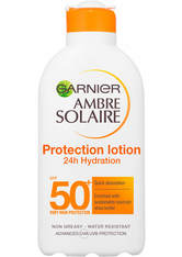 Garnier Ambre Solaire Ultra-hydrating Sun Cream SPF50+ 200ml