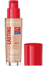Rimmel Lasting Finish Foundation SPF20 30ml 200 Soft Beige (Medium, Neutral)