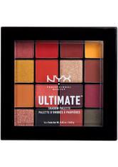 NYX Professional Makeup Paletten Ultimate Shadow Palette Lidschatten 13.3 g