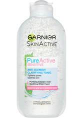 Garnier Micellar Cleanser and Anti Blemish Clarifying Tonic Duo for Sensitive Skin