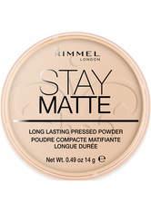 Rimmel Stay Matte Pressed Powder (Various Shades) - Peach Glow
