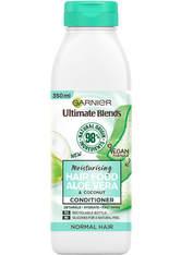 Garnier Ultimate Blends Moisturising Hair Food Aloe Vera Conditioner for Normal Hair 350ml