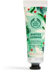 The Body Shop Winter Jasmine Hand Cream 30ml