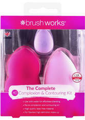 brushworks The Complete Collection and Contouring Kit