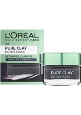 L'Oréal Paris Detox Face Mask and Makeup Remover Duo Exclusive