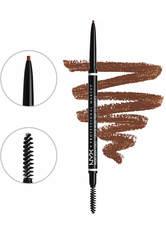 NYX Professional Makeup Micro Brow Pencil Augenbrauenstift 0.5 g Nr. 04 - Chocolate