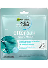 Garnier Ambre Solaire After Sun Cooling Hydrating Face Sheet Mask