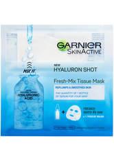Garnier Fresh-Mix Replumping Face Sheet Shot Mask with Hyaluronic Acid 33g