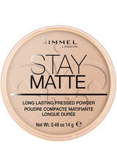 Rimmel Stay Matte Pressed Powder (Various Shades) - Silky Beige