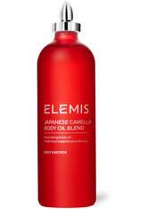 ELEMIS Körperpflege Japanese Camellia Body Oil Blend Körperöl 100.0 ml