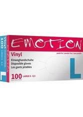 Efalock Vinyl-Handschuhe puderfrei Emotion L