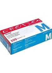Efalock Vinyl-Handschuhe puderfrei Emotion M