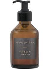 Vinoble Cosmetics Hair & Body Shampoo 200 ml Duschgel
