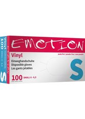 Efalock Vinyl-Handschuhe puderfrei Emotion S