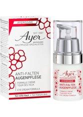 Ayer Ayerissime Eye Cream Formula 15 ml Augencreme