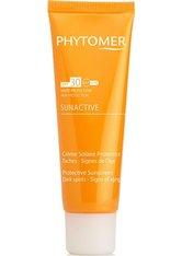 Phytomer Sunactive SPF 30 Visage 50ml Sonnencreme