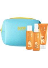 Aktion - Glynt Sun Care Set Shampoo + Care Spray + Mask 3 x 100 ml Haarpflegeset