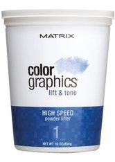 Matrix Color Graphics Lift & Tone High Speed Powder Lifter 454 g Blondierung