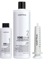 Matrix Haarpflege Bond Ultim8 Salon Kit 2 x Amplifier 125 ml + 2 x Sealer 500 ml + 1 x professionelle Dosierspitze 1 Stk.