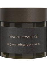 Vinoble Cosmetics Regenerating Foot Cream 100 ml Fußcreme