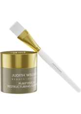 Beauty Institute Purifying & Restructuring Clay Mask mit Pinsel
