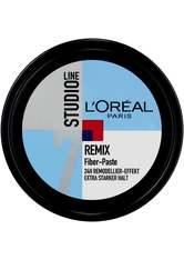L'ORÉAL PARIS STUDIO LINE - L'Oréal Paris Studio Line 7 REMIX Fiber-Paste - POMADE & WACHS