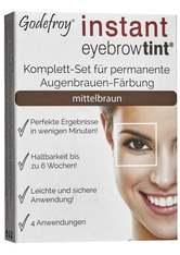 GODEFROY - GODEFROY Instant Eyebrow Tint Mittelbraun - AUGENBRAUEN
