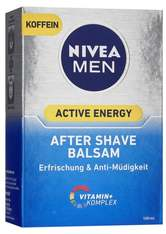 NIVEA MEN - NIVEA MEN Active Energy After Shave Balsam - AFTERSHAVE