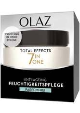 OLAZ - OLAZ Total Effects 7 in One Parfümfrei Tagescreme  50 ml - TAGESPFLEGE