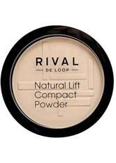 RIVAL DE LOOP Natural Lift Compact Powder 02  ivory - RIVAL DE LOOP