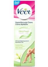 Veet Haarentfernung Cremes Haarentfernungs-Creme Trockene Haut 100 ml