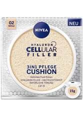 NIVEA Hyaluron Cellular Filler 3-in-1 Pflege Cushions mittel LSF 15