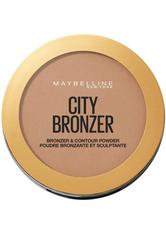 Maybelline City Bronze Puder 300 Deep Cool - MAYBELLINE